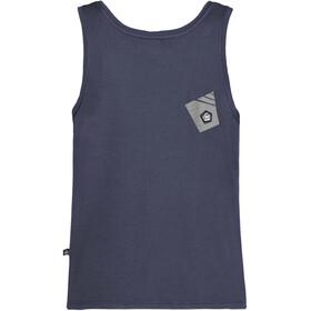 E9 Arv Mouwloos Shirt Heren blauw